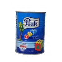PEAK 123 GROWING UP MILK 1-3 YEARS TIN 400g