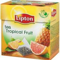 LIPTON TEA TROPICAL FRUIT 50g