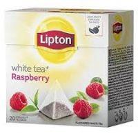 LIPTON WHITE TEA RASPBERRY 50g