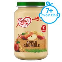 COW & GATE APPLE CRUMBLE 7 MONTHS+ 200g