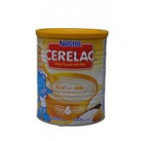 NESTLE CERELAC (RICE AND MILK 6 MONTHS 400g)