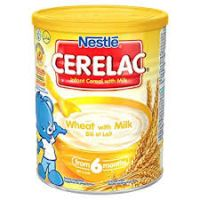 CERELAC WHEAT & MILK 6 MONTHS+ 400g
