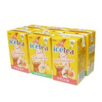 CHI ICE TEA VARIETY BUNDLE, LEMON AND PEACH (6pcs)