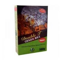 DOUBLE T ORIGINAL OFADA RICE 500g