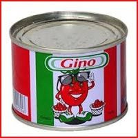 GINO TIN TOMATOES 70g