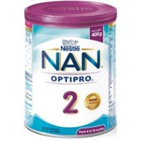 Nan 2 Follow-Up Optipro Formula 6-12 Months 400 g