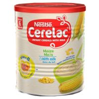 Cerelac Maize & Milk 6 Months+ 400 g