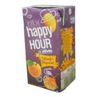 HAPPY HOUR ,TOTALLY TROPICAL (150ml x 6)