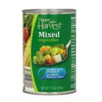 HARVEST MIXED VEGETABLES 425ml