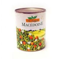 A.LEGAL MACEDOINE MIXED VEGETABLES 400g