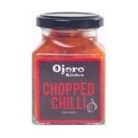 OJORO KITCHEN CHOPPED CHILLI 150g