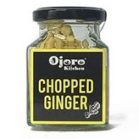 OJORO KITCHE CHOPPED GINGER 150g