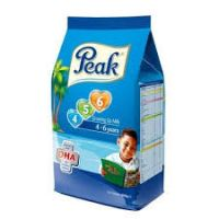 PEAK 456 GROWING UP MILK 4-6 YEARS SATCHET 400g
