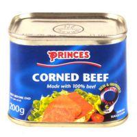 PRINCES CORNED BEEF 200g