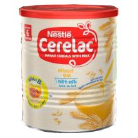 Cerelac Wheat & Milk 6 Months+ 400 g