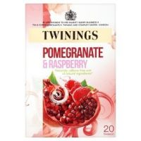 TWININGS POMEGRANATE & RASPBERRY