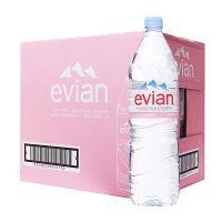 EVIAN NATURAL MINERAL WATER (carton)