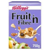 KELLOGG'S FRUIT' N FIBRE 750g