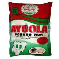 AYOOLA POUNDO YAM FLOUR 900g