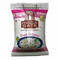 INDIA GATE BASMATI RICE FEAST ROZANA 5kg