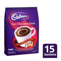 CADBURY HOT CHOCOLATE DRINK 3 IN 1 450g