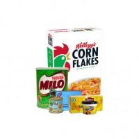 BREAKFAST BUNDLE WITH KELLOGG'S CORNFLAKES