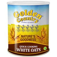 GOLDEN COUNTRY WHITE OATS 500g