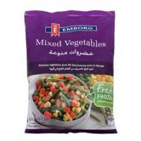 EMBORG MIXED VEGETABLES 450g