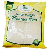 GRACIA PLANTA PLANTAIN FLOUR 1kg
