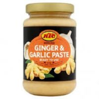 KTC MINCED GINGER & GARLIC PASTE (Rough)
