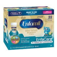 ENFAMIL INFANT FORMULA FOR BABIES BORN PREMATURELY