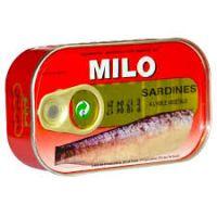 MILO SARDINE 125g