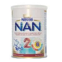 NAN 2 FOLLOW-UP OPTIPRO FORMULA 6-12 MONTHS 400g