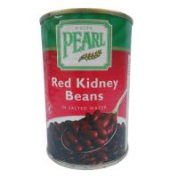 WHITE PEARL RED KIDNEY BEANS 240g