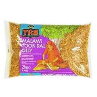 TRS MALAWI TOOR DAL OILY 2kg
